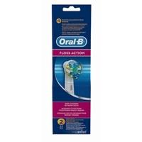 ORAL-B Насадки для электрических зубных щеток Floss Action EB25 2 шт.
