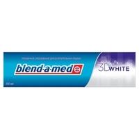BLEND-A-MED Зубная паста 3D White Трехмерное отбеливание 100 мл