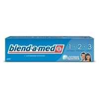 BLEND-A-MED Зубная паста 3-Эффект Деликатное отбеливание 50 мл