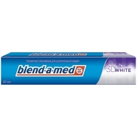 BLEND-A-MED Зубная паста 3D White 50 мл