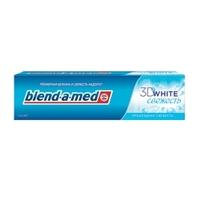 BLEND-A-MED Зубная паста 3D White Свежесть Прохладная Свежесть 100 мл