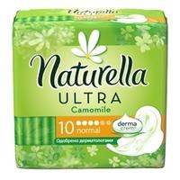 NATURELLA Ultra Женские гигиенические прокладки ароматизированные Camomile Normal Single 10 шт.