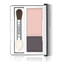 CLINIQUE Тени для век All About Shadow Duos Diamond and Pearl