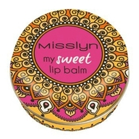MISSLYN Блеск для губ My sweet lip balm № 4