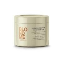BLOND ME Маска для волос Кератиновое восстановление 200 мл