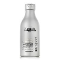 LOREAL PROFESSIONNEL Очищающий шампунь для седых волос Serie Expert Silver 250 мл