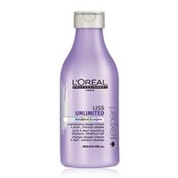 LOREAL PROFESSIONNEL Шампунь разглаживающий для непослушных волос Serie Expert Liss Unlimited 250 мл