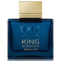 ANTONIO BANDERAS King Of Seduction Absolute Туалетная вода, спрей 50 мл