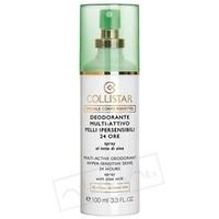 COLLISTAR Дезодорант-спрей с молочком алоэ для чувствительной кожи 100 мл