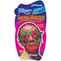 "MONTAGNE JEUNESSE Маска-""сауна"" для лица Красная глина 20 мл"