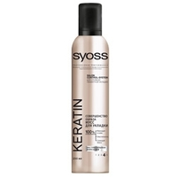 SYOSS Мусс для волос Keratin Совершенство образа 250 мл