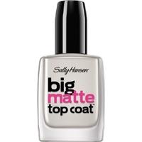 SALLY HANSEN Верхнее покрытие для ногтей для создания матового эффекта Big Matte 11.8 мл