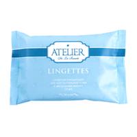 ЛЭТУАЛЬ Влажные салфетки очищающие для чувствительной кожи с экстрактом хлопка 15 шт.