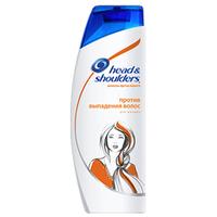 HEAD & SHOULDERS Шампунь против перхоти Против выпадения волос из-за ломкости для женщин 200 мл