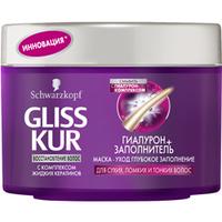 GLISS KUR Маска-уход Глубокое заполнение Гиалурон+Заполнитель 200 мл