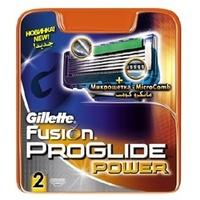 GILLETTE Сменные кассеты Fusion ProGlide Power 8 шт.