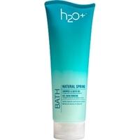 H2O+ Гель для ванны и душа Natural Spring. 250 мл