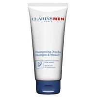 CLARINS Тонизирующий шампунь-гель для волос и тела для мужчин Clarinsmen 200 мл