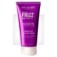 MARC ANTHONY Разглаживающий крем для укладки непослушных волос Frizz Keratin Smoothing Blow Dry Cream 140 мл