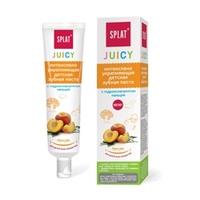 SPLAT Детская укрепляющая зубная паста с гидроксиапатитом серии Juicy Peach 35 мл