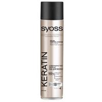 SYOSS Лак для волос Keratin Совершенство образа 400 мл