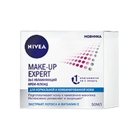NIVEA Крем для лица для нормальной и комбинированной кожи Make-up Expert 50 мл