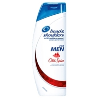 HEAD & SHOULDERS Шампунь с ароматом Old Spice для мужчин 400 мл