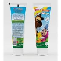 Маша и Медведь Детская зубная паста Мармеладка с 1 года до 6 лет 75 мл
