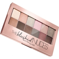 MAYBELLINE Палетка теней Blushed Nudes № 01 Blushed Nudes