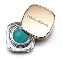 DOLCE & GABBANA MAKE UP Летняя коллекция Summer in Italy 2016 Кремовые тени для век Perfect Mono 113 TURQUOISE