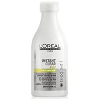 LOREAL PROFESSIONNEL Шампунь-очищение от перхоти для нормальных и жирных волос Serie Expert Instant Clear Pure 250 мл