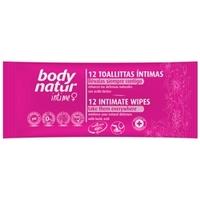 BODY NATUR Салфетки для интимной гигиены 12 шт.