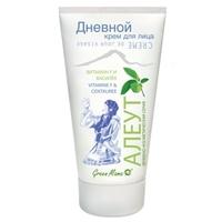 """GREEN MAMA Дневной крем для лица """"Витамин F и Василек"""" 100 мл"""