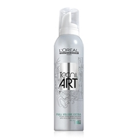 LOREAL PROFESSIONNEL Мусс для объема нормальных/непослушных волос Tecni.Art Full Volume Extra 250 мл
