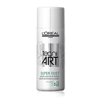 LOREAL PROFESSIONNEL Пудра для создания прикорневого объема и фиксации Tecni.Art Super Dust 7 г