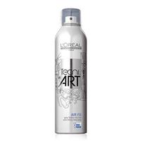 LOREAL PROFESSIONNEL Спрей моментальной супер сильной фиксации Tecni.Art Air Fix 250 мл