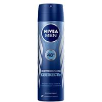 """NIVEA Дезодорант-антиперспирант """"Экстремальная свежесть"""" для мужчин 150 мл"""