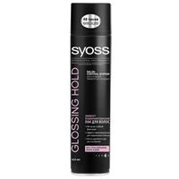SYOSS Лак для волос Shine&Hold 400 мл