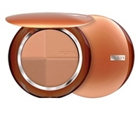 PUPA Компактная бронзирующая пудра с SPF 15 № 01 Розовая гармония