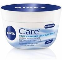 NIVEA Увлажняющий крем Care для всех типов кожи 100 мл