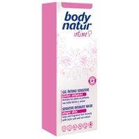 BODY NATUR Нежное средство для интимной гигиены для атопической кожи 200 мл