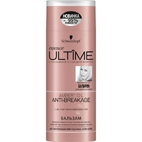 ULTIME Бальзам essence ULTIME Amber + Oil Anti-Breakage 250 мл