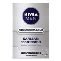 """NIVEA Бальзам после бритья """"Серебряная защита"""" 100 мл"""