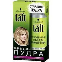 """TAFT Стайлинг-пудра """"Мгновенный объем"""" 10 г"""