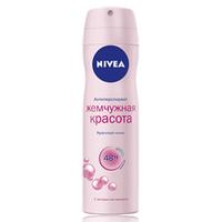 """NIVEA Дезодорант-спрей """"Жемчужная красота"""" 150 мл"""