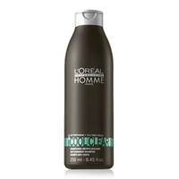 LOREAL PROFESSIONNEL Шампунь против перхоти Homme Cool Clear 250 мл
