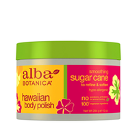 Скрабы и пилинги Alba Botanica