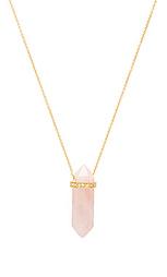 Ожерелье с подвесом из опалита - Jacquie Aiche