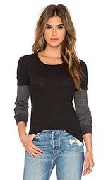 Студенческая двухслойная теплая футболка - MONROW
