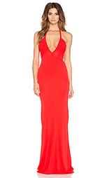 Драпированное вечернее платье mardi - RACHEL ZOE